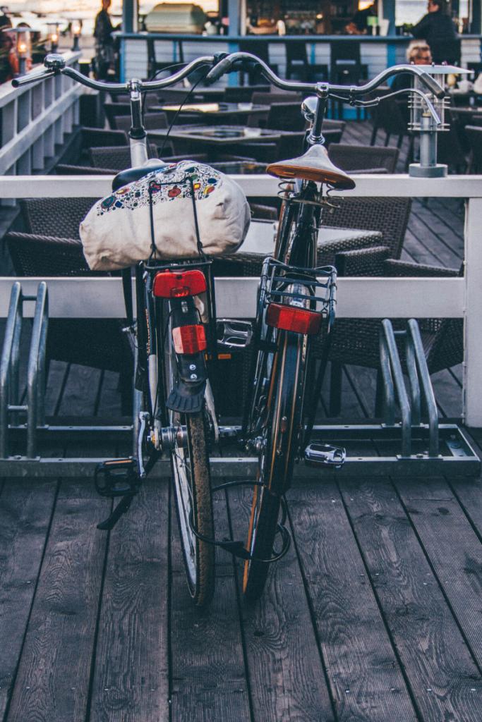 Giant bicycles, giant bikes