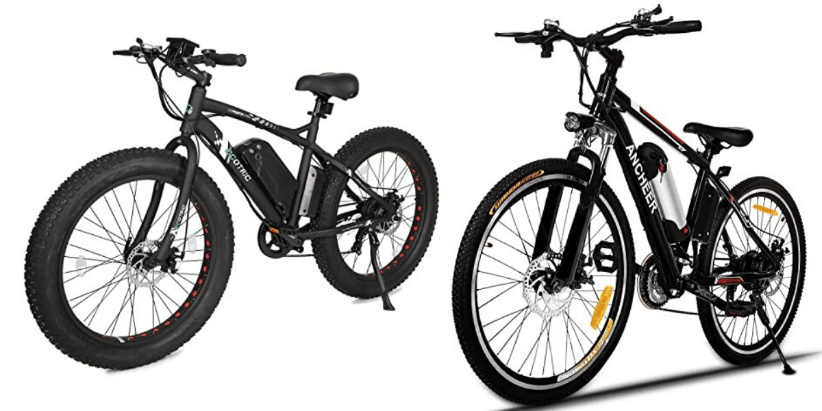Best Electric Mountain Bikes Under 2000 featured image