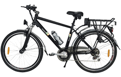 Yukon Trail Outback 7-Speed Lithium Powered Eco-Friendly Electric Bike, Black, 26-Inch, best-electric-mountain-bikes-under-2000best-electric-mountain-bikes-under-2000