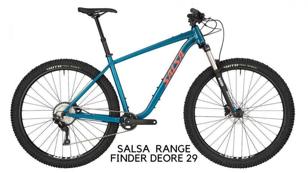 Salsa  Range Finder Deore 29