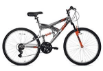 Northwoods mountain bike