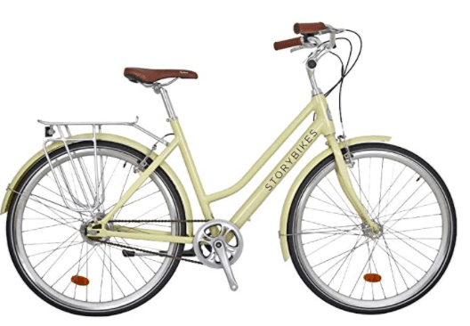 Story Electric Bike with Smart 350W Electronic Motor