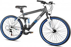 best-cheap-mountain-bike-under-200-Kent-KZ2600-Dual-Suspension