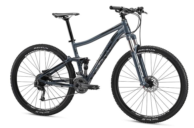 Mongoose Salvo Comp Mountain Bicycle