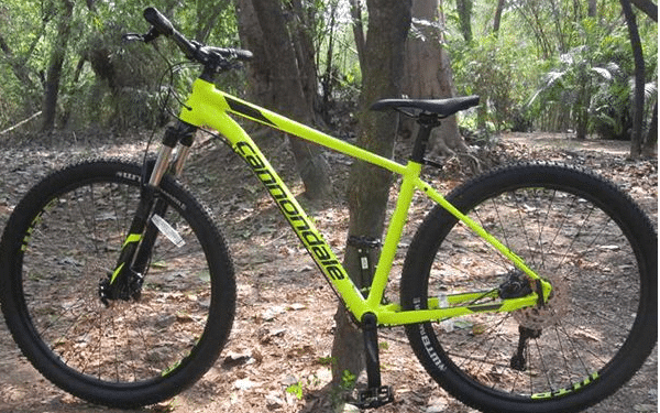 Cannondale Trail 4 mountain bike 2