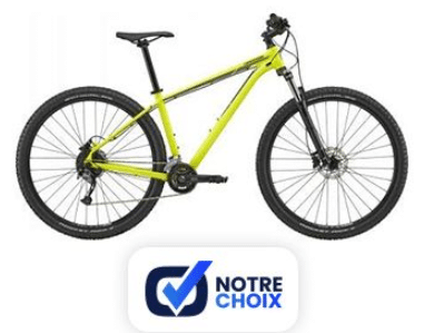 Cannondale Trail 4, the-best-mountain-bike-in-2020