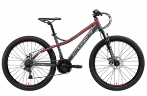 BIKESTAR Aluminum Hardtail Mountain Bike, DISCOVER THE BIKES AND MTB BRANDS WITH THE BEST PRICE QUALITY