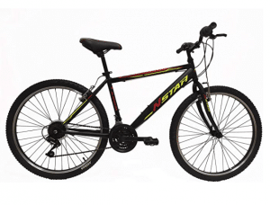New Star MTB 26, DISCOVER THE BIKES AND MTB BRANDS WITH THE BEST PRICE QUALITY
