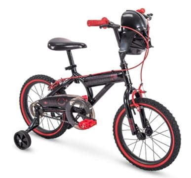 Huffy 12 Star Wars Darth Vader Boys Bike