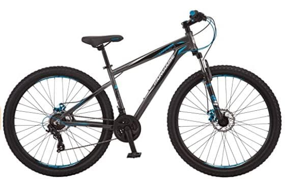 Mongoose Impasse Mens Mountain Bike