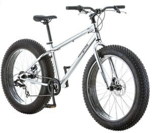Mongoose Malus Adult Fat Tire Mountain Bike