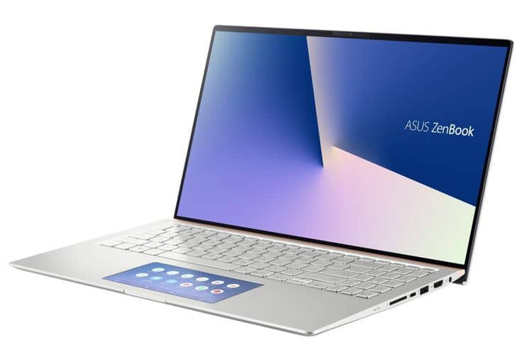 ASUS UX534 FTC-AS77 ZenBook 15 Laptop, 15.6 inches, Top 10 Best Laptops For Graphic Design And Video Editing and Designers