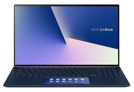 """Asus ZenBook 15 Ultra-Slim Laptop 15.6"""" FHD NanoEdge Bezel, Top 10 Best Laptops For Graphic Design And Video Editing and Designers"""