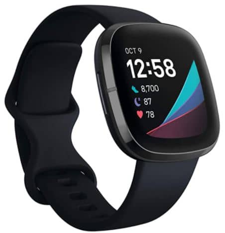 Fitbit Sense Advanced Smartwatch with Tools, Top 10 Best Smartwatches for Texting
