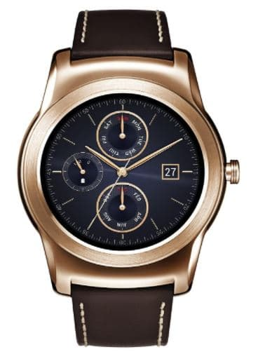 LG Electronics Urbane W150 Smartwatch, Top 10 Best Smartwatches for Texting
