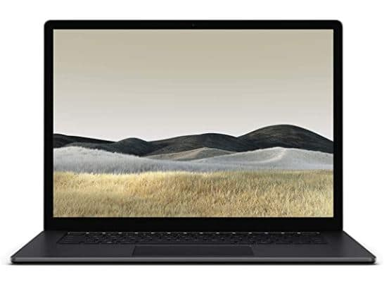 Microsoft Surface Laptop 3 – 15 Touch-Screen – AMD Ryzen 7 Surface Edition, Top 10 Best Laptops For Graphic Design And Video Editing and Designers