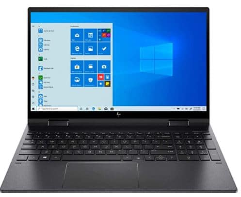 2020 Newest HP ENVY x360 2-in-1 Laptop, 15.6 inch Full HD Touchscreen, AMD Ryzen 5 4500U Processor up to 4.0GHz, 8GB Memory, 256GB PCIe SSD, Backlit Keyboard, HDMI, Wi-Fi