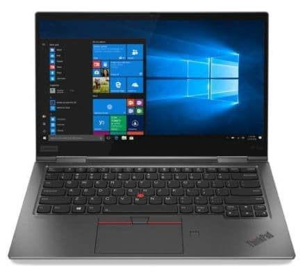 Lenovo ThinkPad X1 Yoga 4th Gen 20QF000KUS 14 inch Touchscreen 2 in 1 Ultrabook - 2560 X 1440 - Core i7 i7-8665U - 16 GB RAM - 512 GB SSD - Gray - Windows