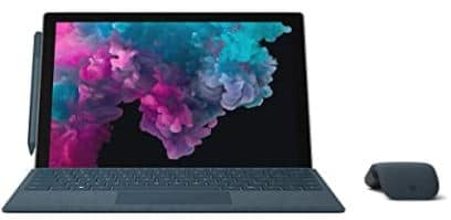 Microsoft Surface Pro 6 (Intel Core i7, 16GB RAM, 1TB)