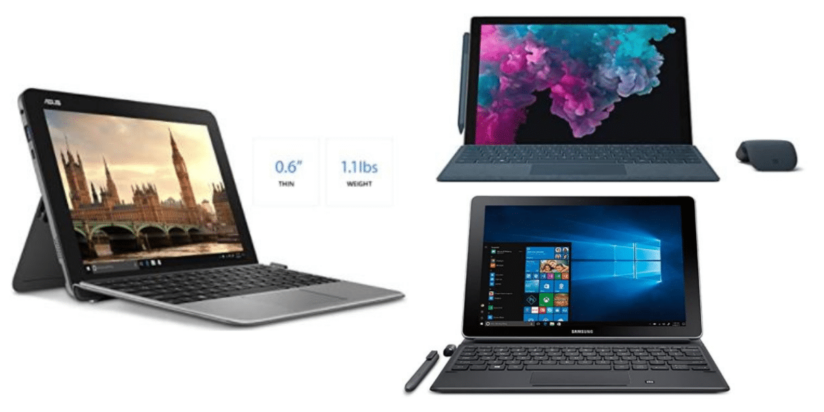 featured image Top 10 Best Fanless Laptops in 2020 & 2021