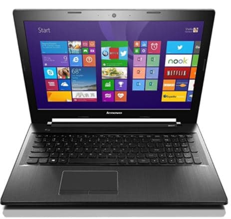 Lenovo Z50 Laptop Computer - 59436279 - Black - 4th Generation Intel Core i7-4510U - 1TB Hard Drive - 8GB RAM - 15.6 inches FHD 1920x1080 Display - Dual Band Wireless AC - DVD-Drive - Windows 8.1