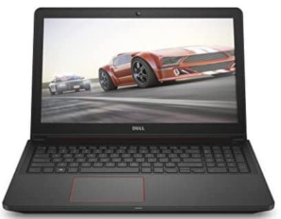 Dell 15.6-Inch Gaming Laptop (6th Gen Intel Quad-Core i5-6300HQ Processor up to 3.2GHz, 8GB DDR3, 256GB SSD, Nvidia GeForce GTX 960M, Windows 10)
