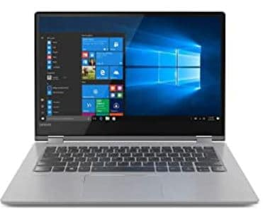 Lenovo Flex 6 14'' 2-in-1 FHD (1920x1080) Touchscreen IPS Laptop PC, Intel Quad Core i5-8250U, Bluetooth, WiFi, HDMI, Backlit Keyboard, Fingerprint Reader, Windows 10, 8GB DDR4 RAM 128GB SSD