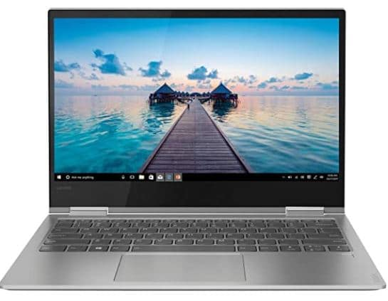Lenovo Yoga 730 2-in-1 13.3 inches FHD IPS Touchscreen Business Laptop-Tabelt, Intel Quad-Core i5-8250U 8GB DDR4 256GB PCIe SSD Thunderbolt Fingerprint Reader Windows Ink Backlit Keyboard Win 10