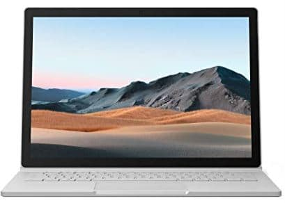 NEW Microsoft Surface Book 3 - 13.5 inches Touch-Screen - 10th Gen Intel Core i7 - 16GB Memory - 256GB SSD (Latest Model) - Platinum