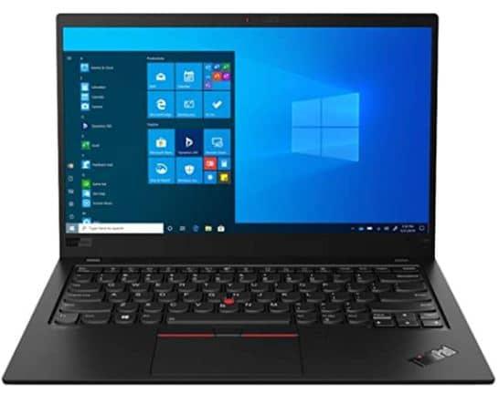 Lenovo ThinkPad X1 Carbon Latest Gen 8, 14inch FHD Ultrabook (400 nits) with 10th Gen Intel i7-10510U Processor up to 4.90 GHz, 1 TB PCIe SSD, 16GB RAM, and Windows 10 Pro